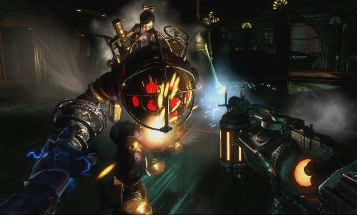 Nuevas imagenes de BioShock 2
