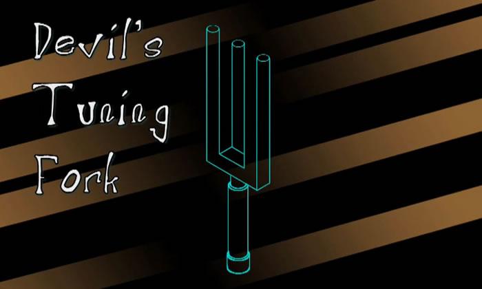 Devil's Tuning Fork Lanzado [Gratuito]
