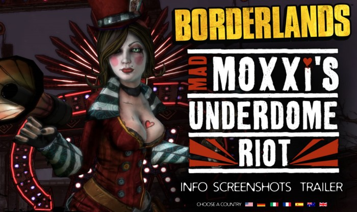 Mad Moxxi's Underdome Riot, DLC para Borderlands [Gameplay]