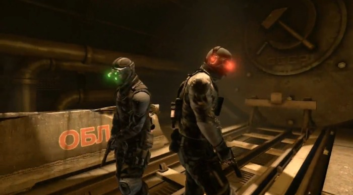 Splinter Cell Conviction: Un vistazo a la Campaña Cooperativa