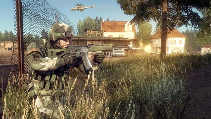 Battlefield: Bad Company 2 presenta su mapa del Canal de Panamá [Trailers Ingame]