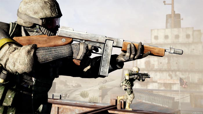Squad Deathmatch en Battlefield: Bad Company 2 [Trailer]