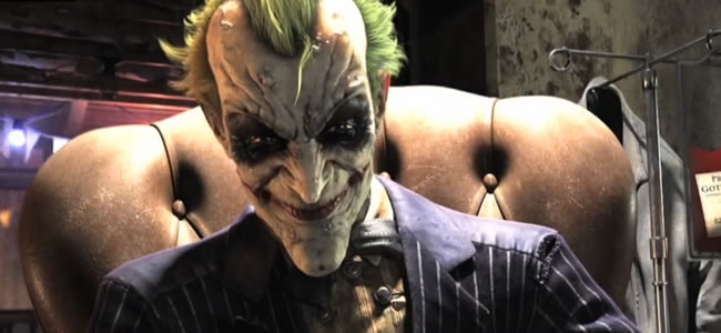 Batman Arkham Asylum 2 [Anuncios Video Game Awards]