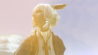 La intro de Final Fantasy XIV