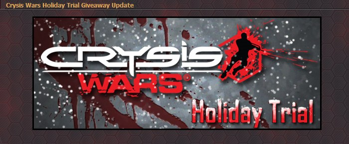 Crysis War regala keys a las mejores screens [Concursos 3ros]