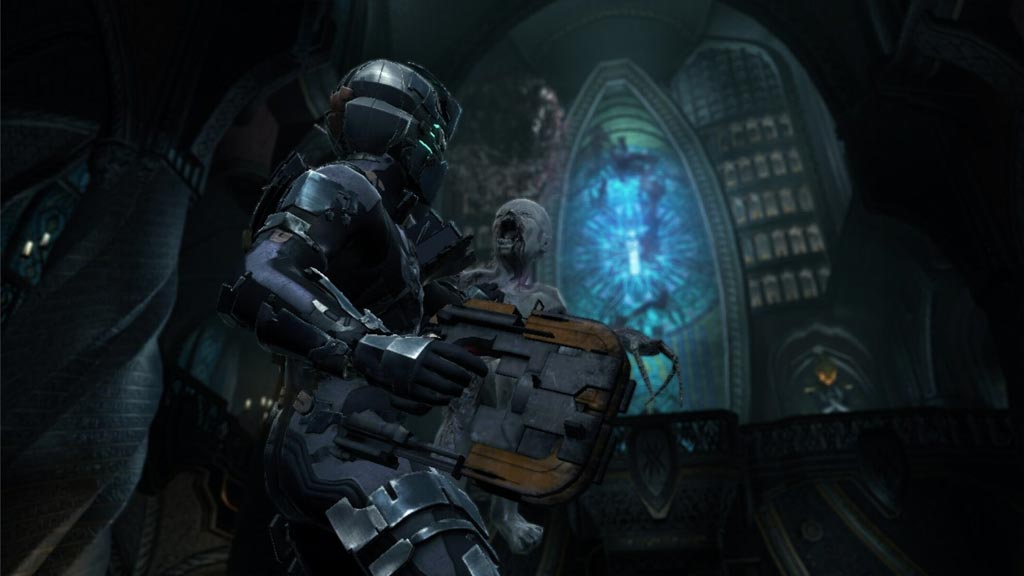 Dead Space 2, gameplay en el vacío del espacio [Video GamesCom]