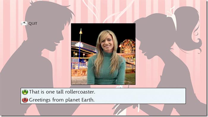Xbox 360 nos enseña a hablar con las mujeres [Fail Game]