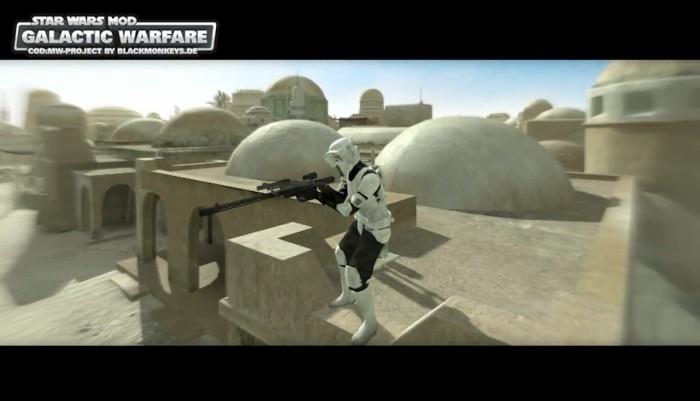 Star Wars Mod: Galactic Warfare [Beta Trailer]