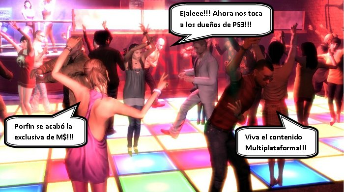 [FAIL! del Año] Rockstar confirma Episodes from Liberty City para Playstation 3