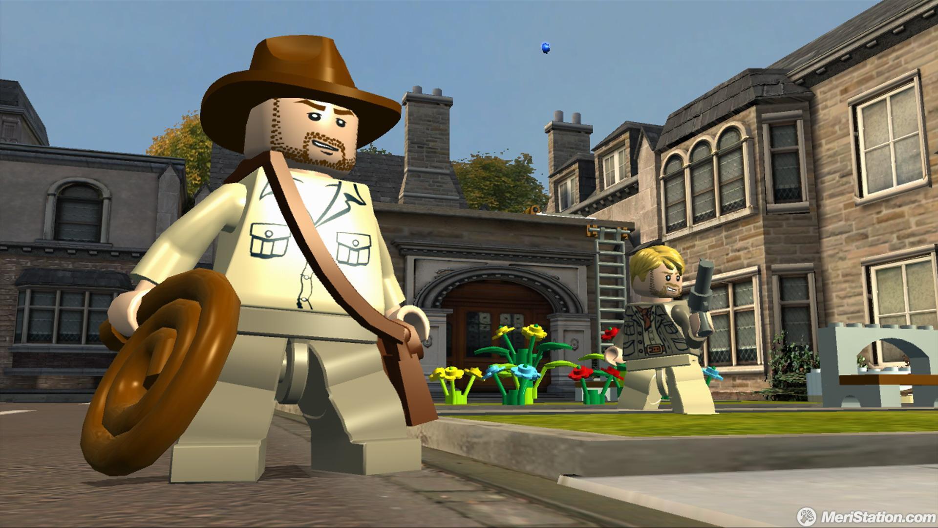 Lego Indiana Jones 2 saca su Demo justo para Navidad