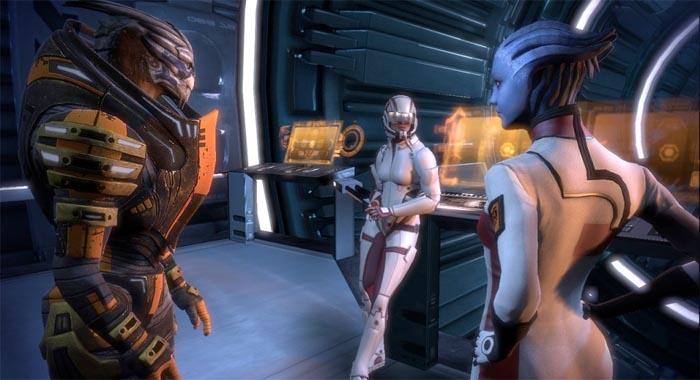 Mass Effect 2 presenta a Samara… y no es la pendeja de El Aro! [Video]