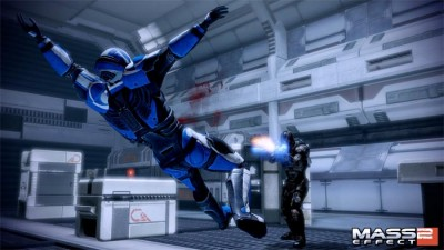 Mass Effect 2 Screenshot Video