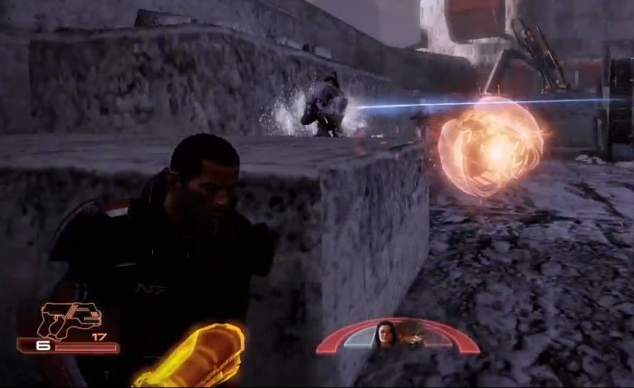 La clase ingeniero de Mass Effect 2 [Video]