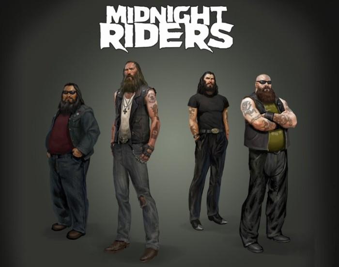 Left 4 Dead 2's Midnight Riders nos desean una Feliz Navidad [DLC]