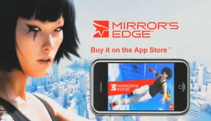 Trailer de Mirror's Edge para el iPhone [Trailer]