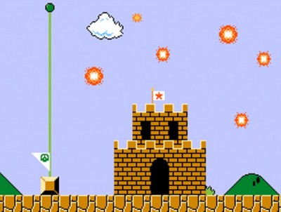 Mario Fireworks