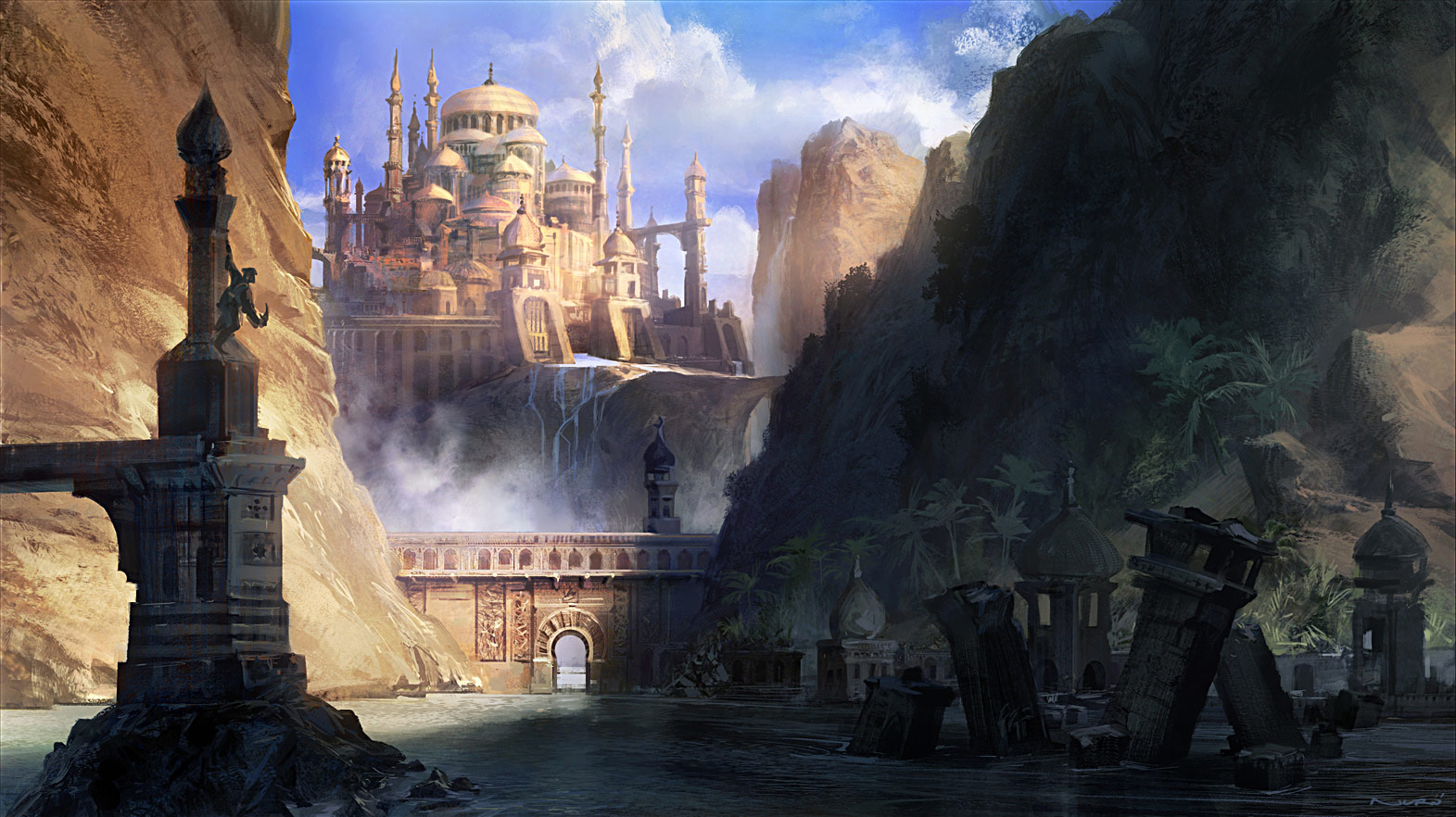 Detalles oficiales de Prince of Persia: the Forgotten Sands