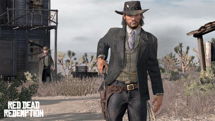 """Este si que no lo borran!: Red Dead Redemption """"My Name is..."""" [Trailer]"""