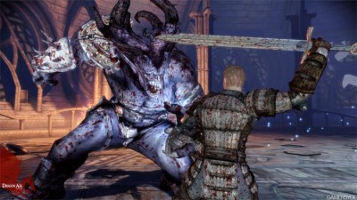 Dragon Age Origins Return to Ostagar DLC