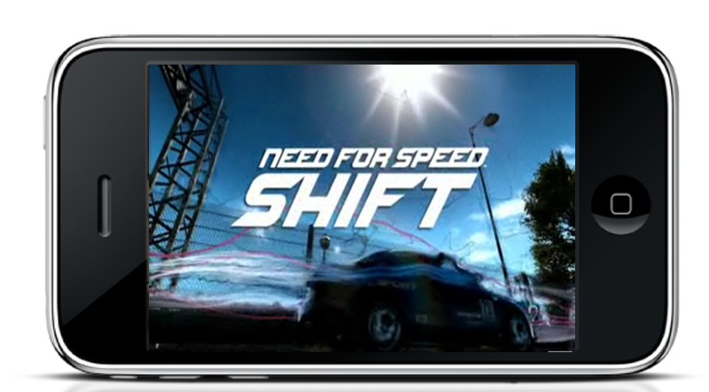 Need for Speed: Shift llega a Iphone
