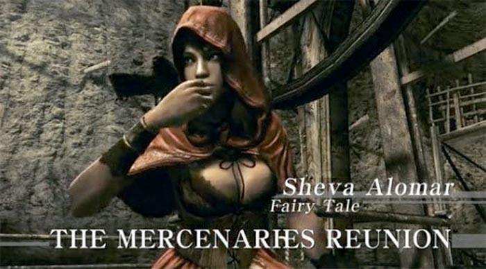 Sheva se disfraza en el nuevo DLC de Resident Evil 5 [Trailers]