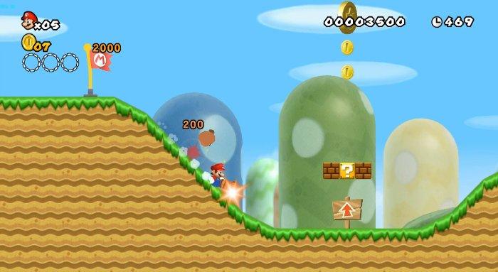 Lo que sería New Super Mario Bross; si Nintendo hubiera hecho una Wii HD [Video]