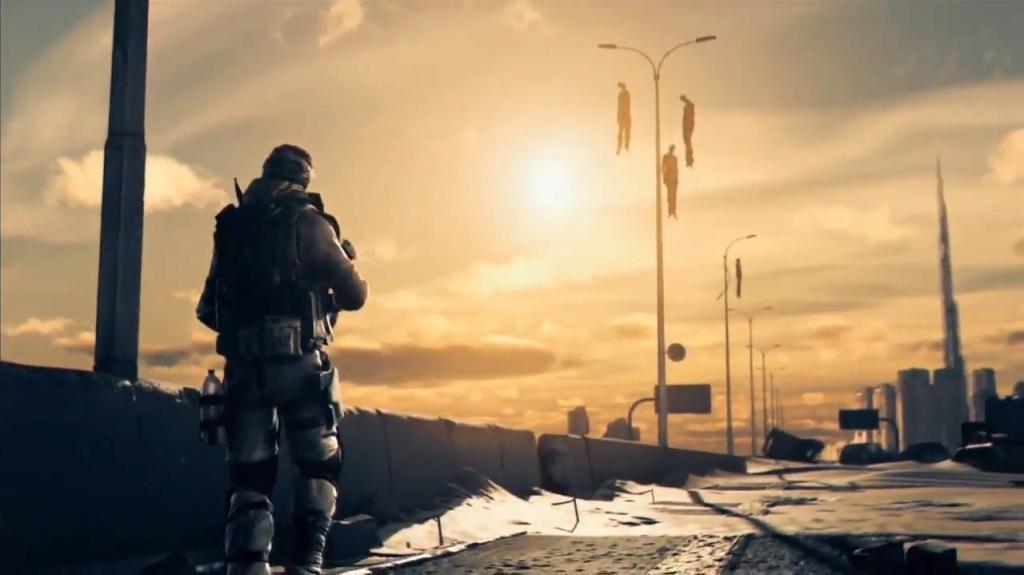 Trailers de Spec Ops: The Line [2K Games – Trailer]