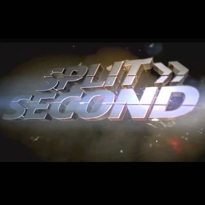 Más gameplay de Split/Second [Shipyard Trailer]