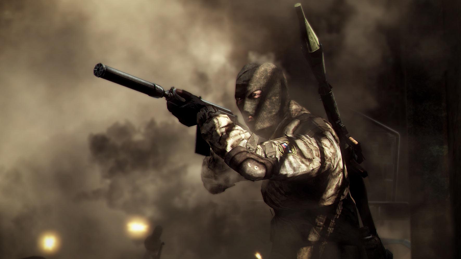 DICE publica lo nuevo para el Beta de Battlefield: Bad Company 2 [PC + Screens]