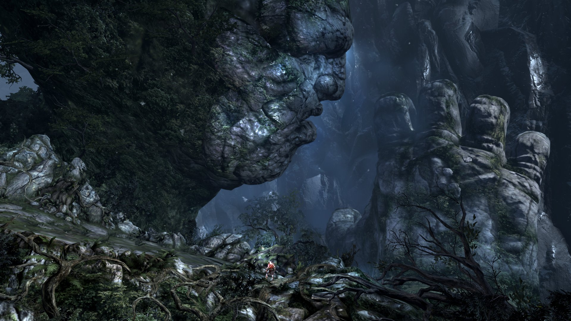 Super Gigantes Screenshots de God of War III [Screenshots]