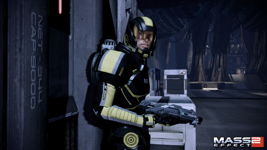 Gameplay de la clase Vanguard en Mass Effect 2 [Video y Screens]