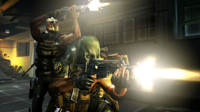 Trailer de lanzamiento de Army of Two: the 40th Day [Trailer]
