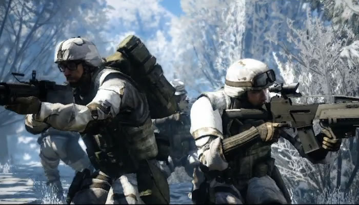 Video del single player de BattleField:Bad Company 2 [Trailer]