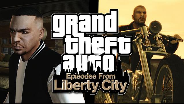 GTA IV: Episodes From Liberty City para PS3 y PC Oficialmente anunciados.