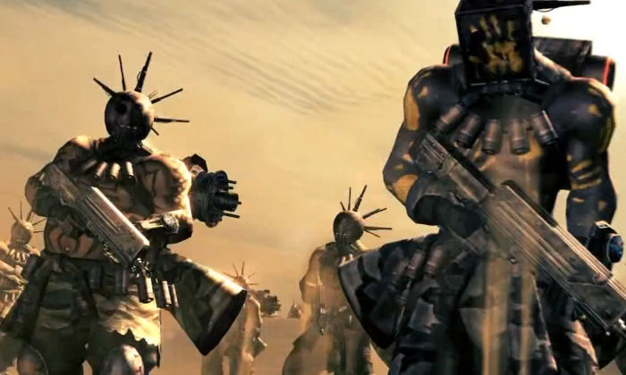 Lost Planet 2 nuevo trailer por episodios [Mech mode on]