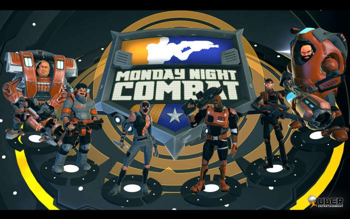 Debut Trailer de Monday Night Combat [Xbox 360 - FPS]