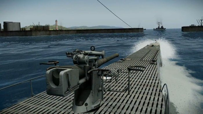 La Campaña Dinámica de Silent Hunter 5 [Trailer]