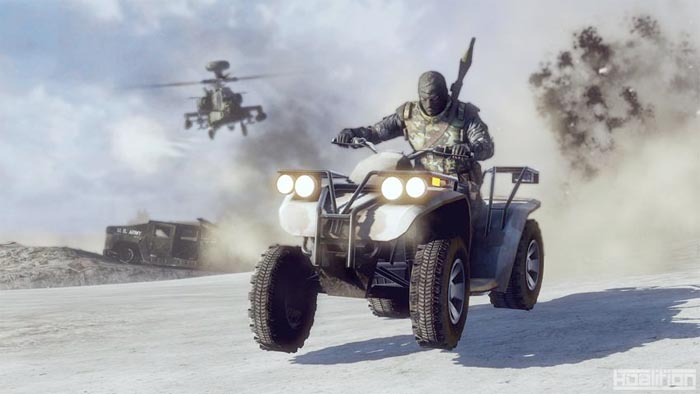 DICE comenta el modo multiplayer de Squads en Battlefield: Bad Company 2 [Video]