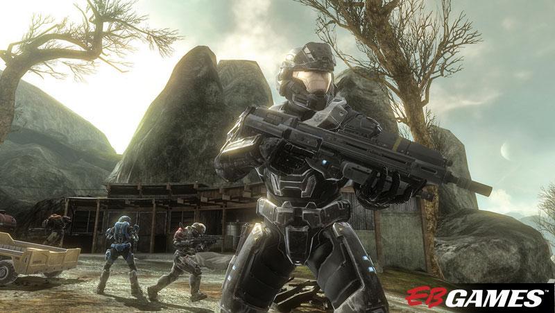 Halo Reach - Imagen filtrada