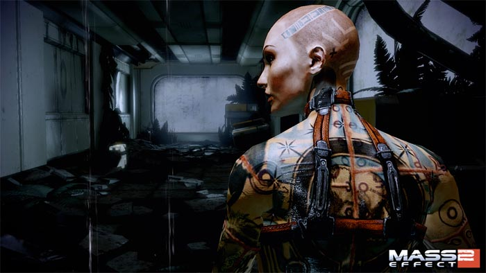Mass Effect 2 Subject Zero