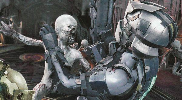 Dead Space 2 Nuevas Imagenes [Scans]