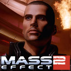 Mass Effect 2 Comandante Shepard