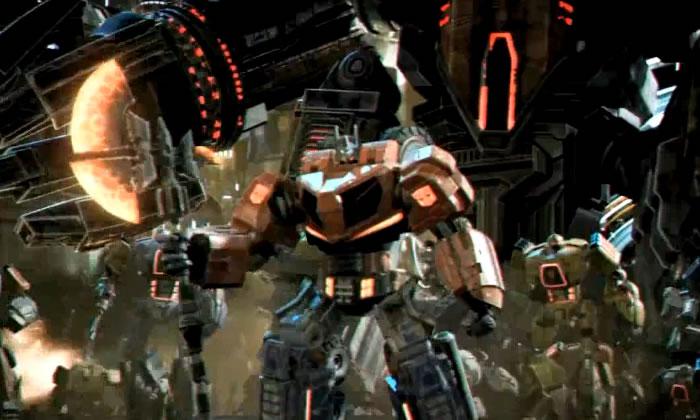 Transformers War for Cybertron, la cinematica completa [Trailer Extendido]