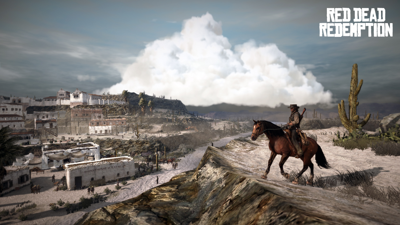 "Red Dead Redemption nos muestra a ""La Ley"" [Video]"