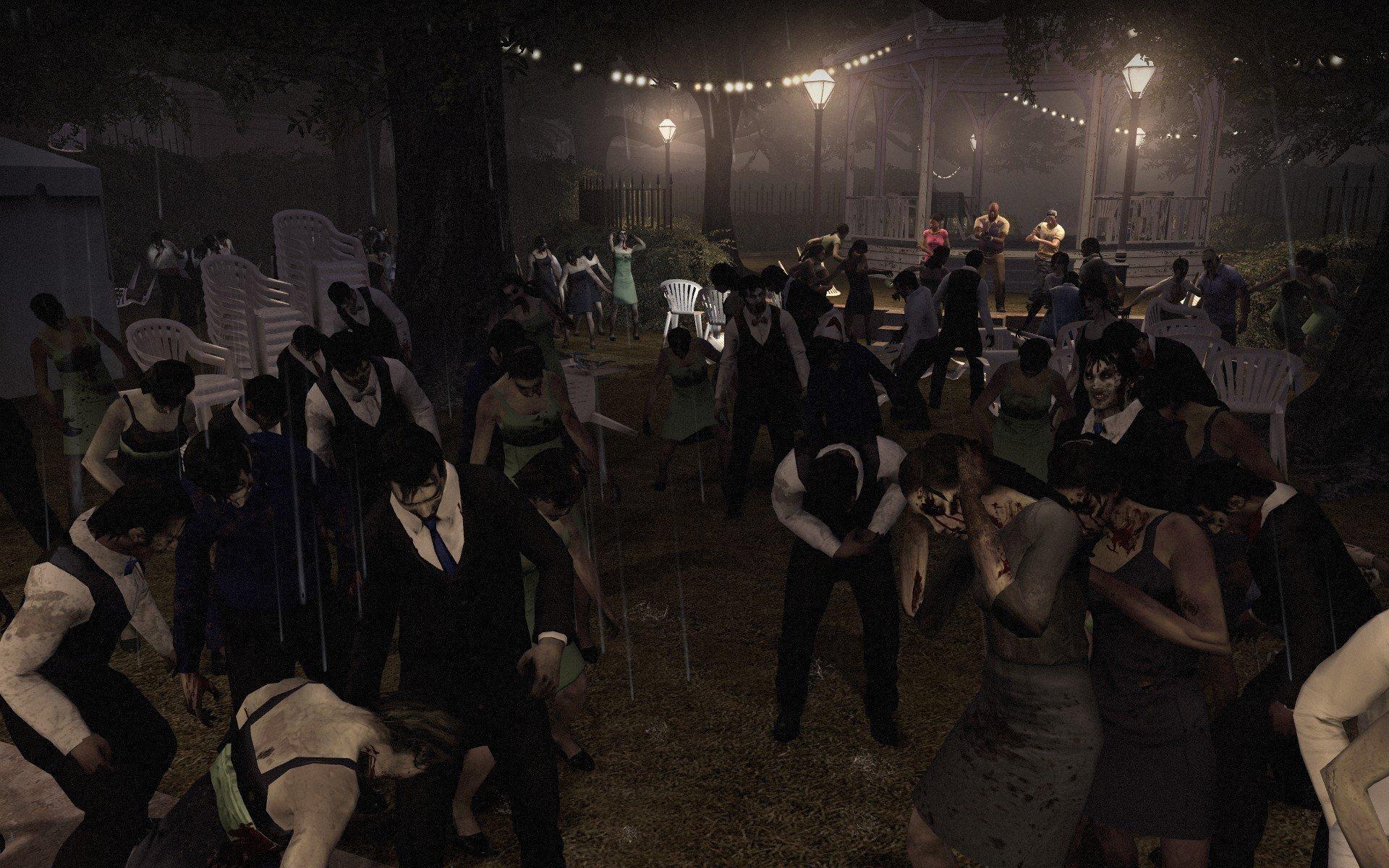 Los jugadores de Left 4 Dead 2 eliminan a la población mundial… 4,26 veces! [Estadísticas]