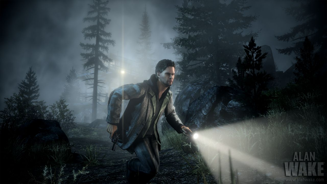 Digno de Failblog: Alan Wake cancelado para PC [EPIC FAIL]