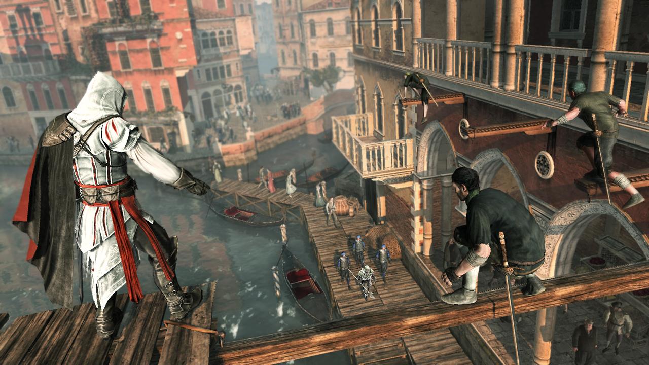 Assassin's Creed Renaissance: El Libro detrás del Juego