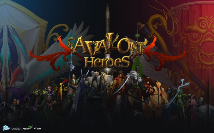 Avalon Heroes en Beta abierto [MOBA-Nota Freak]