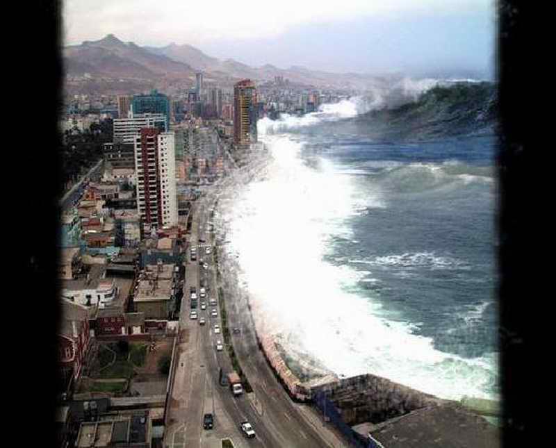 Tsunami en Japón, Hawaii y Rusia producto del terremoto en Chile