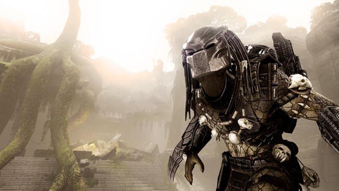 Técnicas de combate cuerpo-a-cuerpo en Alien vs Predator [AWESOMNESS]